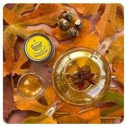 چای بلومینگ(چای شکوفا شونده)
